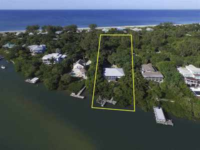 Captiva FL Single Family Home For Sale: $1,699,000
