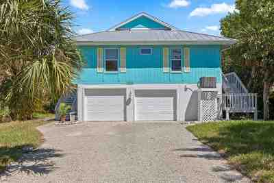 Sanibel FL Single Family Home For Sale: $550,000
