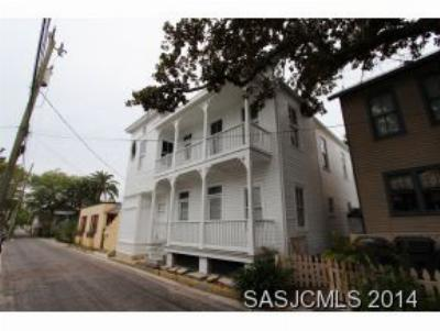 Single Family Home For Sale: 226 Charlotte St