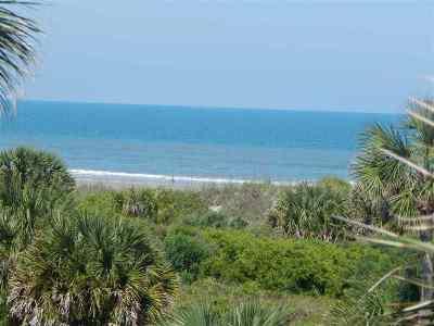 St Augustine Beach Condo For Sale: 4250 A1a South, #o-32