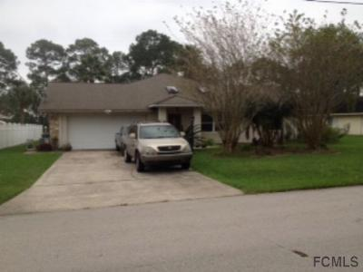 Palm Coast Single Family Home Conting_accpt Backups: 10 Boulder Rock