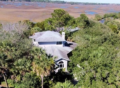 Single Family Home Sold: 3413 Lands End Drive