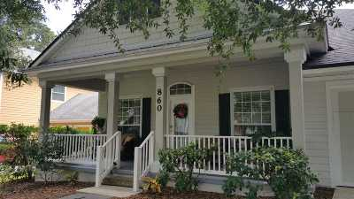 Seagrove Single Family Home For Sale: 860 Tides End Drive