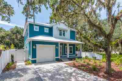 St Augustine FL Single Family Home Contingent: $435,000