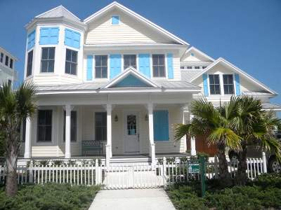 Sea Colony-St Single Family Home For Sale: 700 Ocean Palm Way