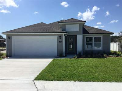 Saint Johns County Single Family Home For Sale: 98 Lost Lake Drive