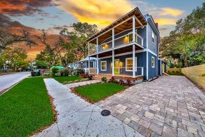 Single Family Home For Sale: 76 Sanford Street
