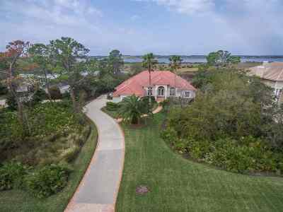 St Augustine Single Family Home Conting_accpt Backups: 225 Fiddlers Point Dr
