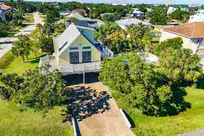 Single Family Home Sold: 212 Porpoise Point Drive
