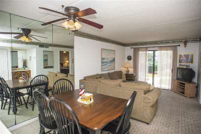 St Augustine Beach FL Condo Conting_accpt Backups: $210,000