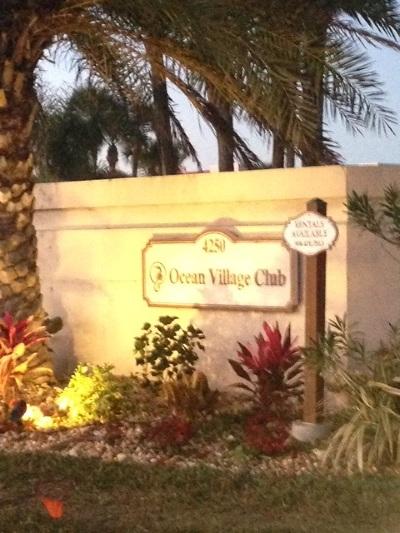 St Augustine Beach Condo For Sale: 4250 A1a South N-36 #N-36