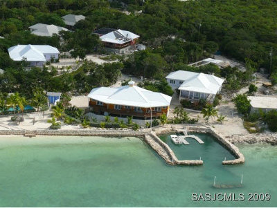 Single Family Home For Sale: 24 The Cays Great Exuma Bahamas