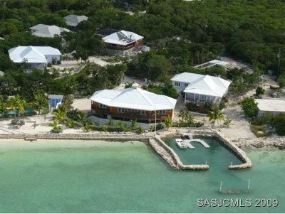 Single Family Home For Sale: 19 The Cays Great Exuma Bahamas