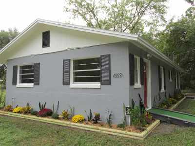 Palatka FL Single Family Home For Sale: $57,500