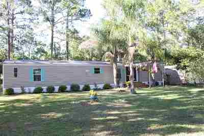 St Augustine FL Mobile Home For Sale: $149,900
