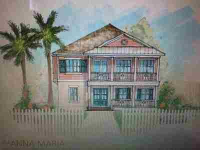 Single Family Home For Sale: Twenty First Street