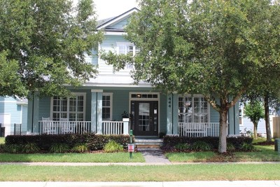 Seagrove Single Family Home For Sale: 444 High Tide Dr
