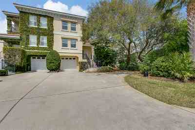Townhouse For Sale: 2104 Windjammer Lane