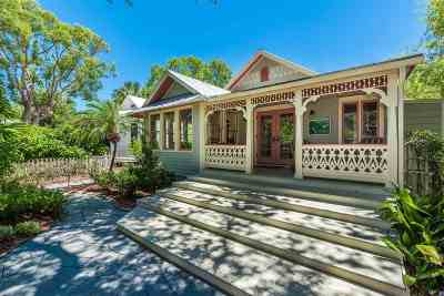 Single Family Home For Sale: 325 St George Street