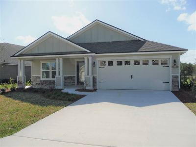 St Augustine Single Family Home For Sale: 91 Providence Drive