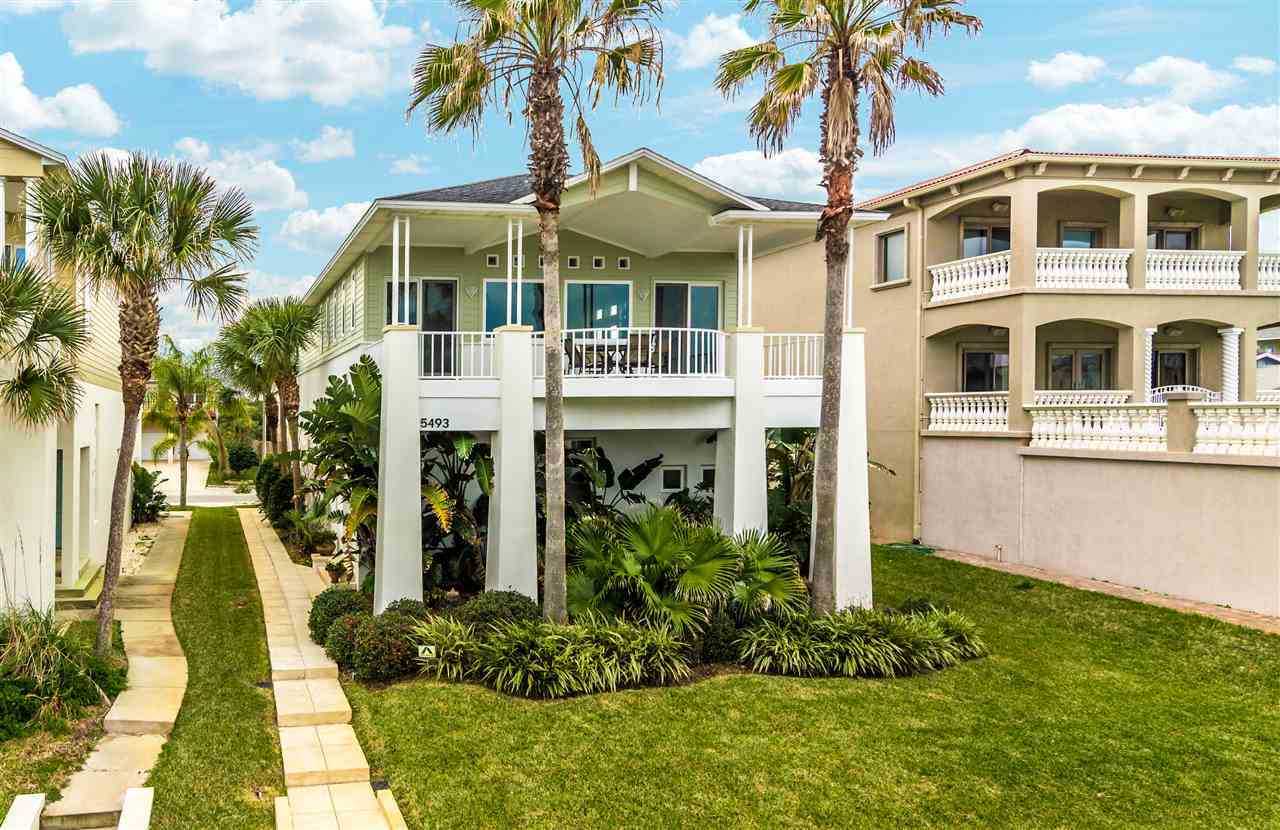 5493 Atlantic View, St Augustine, FL.| MLS# 171566 | Real Estate In St.  Augustine, St. Johns County, Florida.