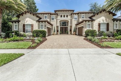 Ponte Vedra Single Family Home Conting_accpt Backups: 280 Port Charlotte Dr
