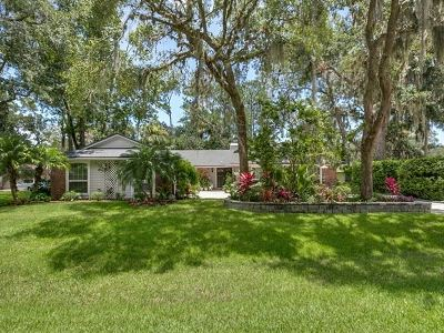Single Family Home For Sale: 4606 Marsh Hawk Place
