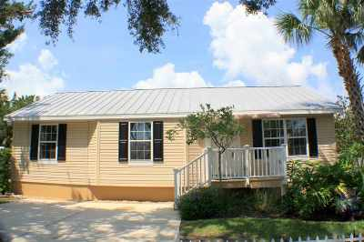 Single Family Home For Sale: 2 A Moultrie Place
