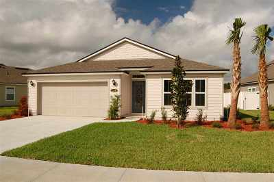 Saint Johns County Single Family Home For Sale: 224 Sierras Loop