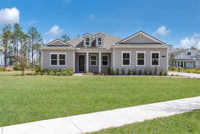 St Augustine Single Family Home For Sale: 429 Rio Del Norte Road
