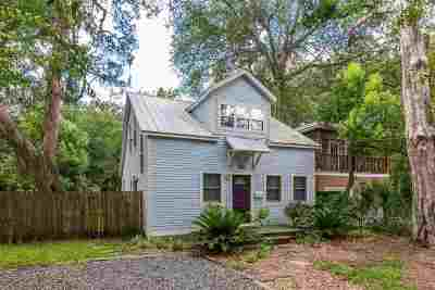 Single Family Home For Sale: 27 Desoto Place