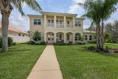 Palm Coast Single Family Home For Sale: 4 Rollins Dunes Dr.