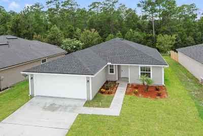 St Augustine Single Family Home For Sale: 351 Twin Lakes Dr