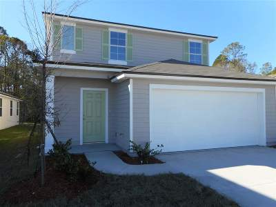 Saint Johns County Single Family Home For Sale: 82 Ashby Landing Way
