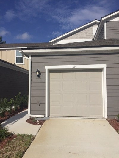 Townhouse For Sale: 843 Servia Drive