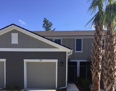 Townhouse For Sale: 835 Servia Drive