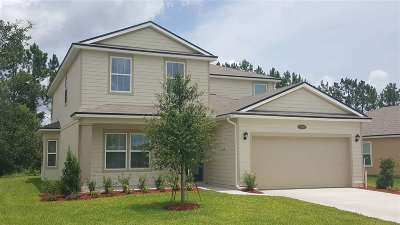 St Augustine FL Single Family Home For Sale: $314,990