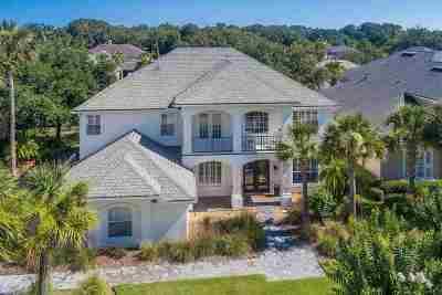 Ponte Vedra Beach Single Family Home For Sale: N 329 Sea Lake Ln
