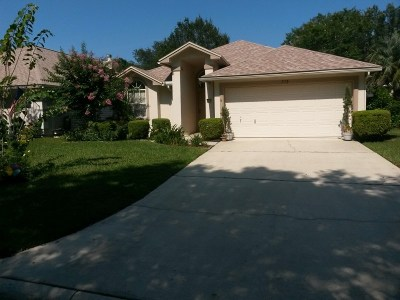 Single Family Home For Sale: 713 Tee Time