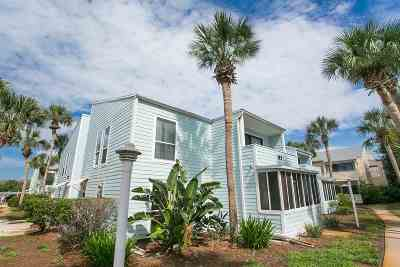 Townhouse For Sale: 6300 A1a South #B-3 1 TH