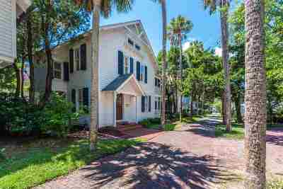 Single Family Home For Sale: 3 Palm Row