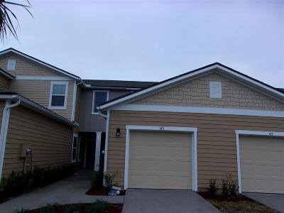 St Augustine FL Townhouse For Sale: $171,840