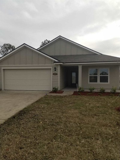 St Augustine FL Single Family Home For Sale: $257,990
