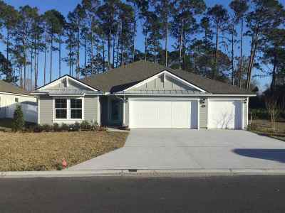 St Augustine FL Single Family Home For Sale: $339,990