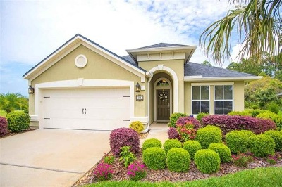 St Augustine FL Single Family Home For Sale: $274,500