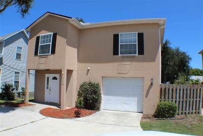 Single Family Home For Sale: 3410 A1a