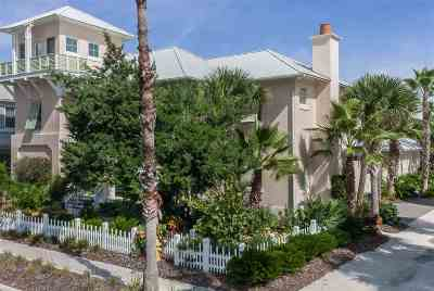 St Augustine Beach Single Family Home For Sale: 188 Sea Colony Parkway