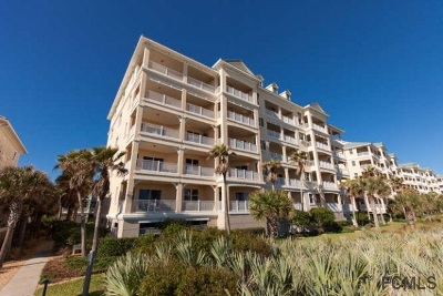 Palm Coast Condo For Sale: 900 Cinnamon Beach Way #825
