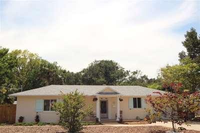 Single Family Home For Sale: 31 Coquina Avenue