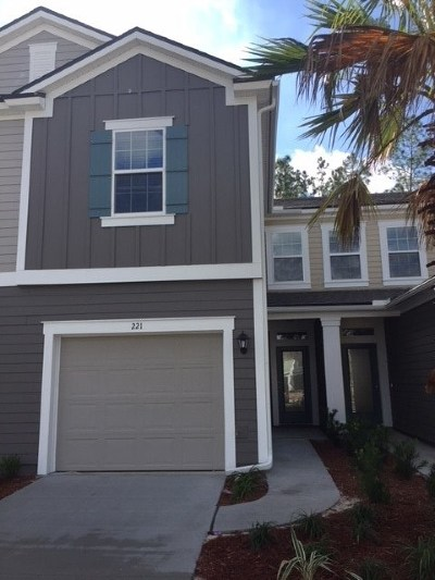 Townhouse For Sale: 221 Servia Drive